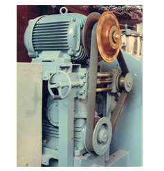 Asymmetric Variable Speed Belt Drives