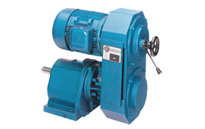 PIV Mechanical Variable speed gear box ( D- DRIVE ) Power Rating - 0.37 Kw to 15 Kw