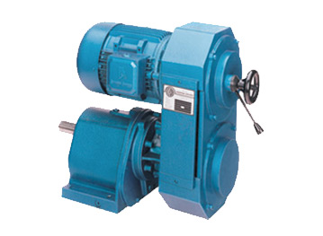 Piv mechanical variable speed gear box manufacturer pune for Variable speed drive motor